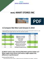 HW2b Walmart Solution