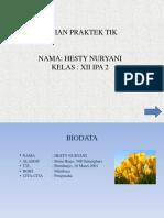 presentasi makalah ilmiyah