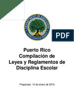 Puerto Rico Compilación de Código Disciplinario_0 2