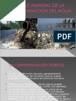 Contaminacion Del Agua 1.