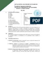 Silabo Acabado y Terminacion 2019-II Epitc