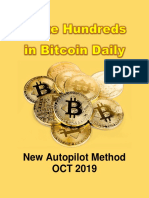 Earn/Make $100 in Bitcoin$ Daily Fully Automation Easy Method 2019 Completely Free