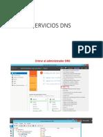 Servicios DNS