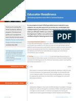 1.3. Educator Readiness Technical Stud