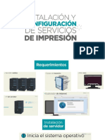 Configuracion de Servicios de Impresion
