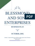 Bessmond Business plan.docx