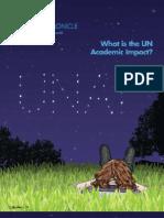 UN Chronicle #3, 2010