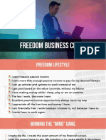 freedom biz creed