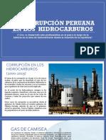 La Corrupción Peruana en Los Hidrocarburos(2000-2019)