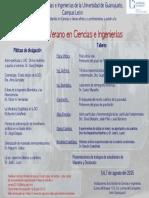 Poster Escuela 2015