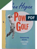 Ben Hogan - Power Golf
