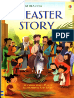 The Easter Story - Usborne First Reading L4