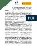 INSTRUCCIONES Diseño y Desarrollo Del Plan de Igualdad y Prevención de La Violencia de Género