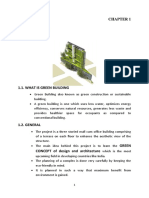 project on green building