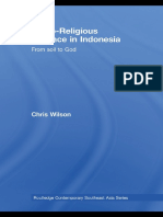 (Routledge Contemporary Southeast Asia Series) Chris Wilson - Ethno-Religious Violence in Indonesia_ From Soil to God -Routledge (2008).pdf