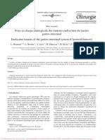 Conduita Terapeutica in Cazul Tumorilor Endocrine Gastro-Intestinale