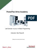Powerflex 755_Basic Drives Programming CCW