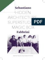 Sebastiano Fabbrini - Hidden Architecture
