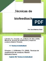 Tecnicas de biofeedback