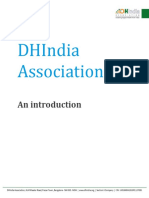 Introduction to DHIndia Association