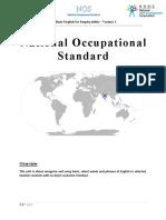 MEPN9991 Use Basic English for Employability V1!16!10 2018
