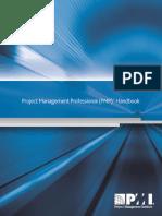 PMP Handbook