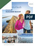 Husum Urlaubsmagazin 2020