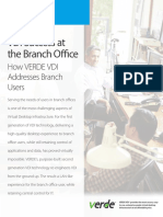 Solution Brief VDI Success at the Branch Office (en) 705104