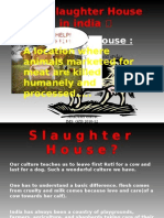 Slaughter Houses