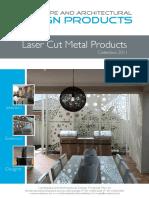 Laser Cut Metal August 08-2011B
