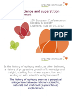 Epilepsy Science and Superstition