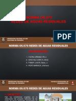 Diapositivas de Aguas Residuales