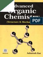 Advanced Organic Chemistry Structure & Mechanisms