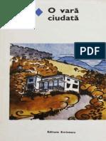 Cella Delavrancea - O vara ciudata (1975).pdf