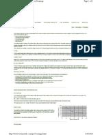 Bearing DU Material Notes