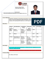 Internship Template for MBA Students (1)