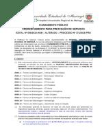 Edital 004-2018 - P-371-18-Tecnico Em Enfermagem 2018 - Credenciamento - Alterado