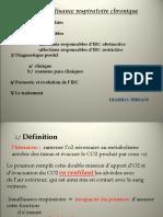 C11. insufisance respiratoire chronique.HDF.ppt