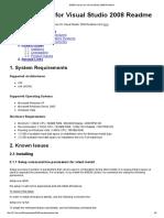 MSDN Library for Visual Studio 2008 Readme.pdf