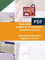 Guía Para Superar Auditorías de Inspección de Paises Terceros