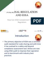 Rwandair Presentation National Regs IOSA Complementing SiAA 2015.Pptx