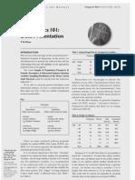 Data Presentation for Doctors