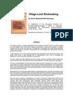 7521667 Village Brick Making