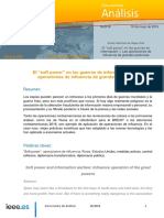 DIEEEA18-2018 SoftWare GuerraInformacion ESRD