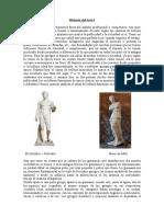 Historia Del Arte Gimnasios