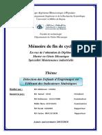 Détection des défauts d'engrenages en utilisant des indicateurs statistiques.pdf