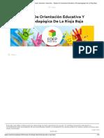 Técnicas de Trabajo Intelectual. Aprender a Aprender. - Equipo de Orientación Educativa y Psicopedagógica de La Rioja Baja