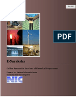E-Suraksha User Manual