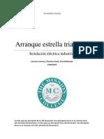 Informe Estrella