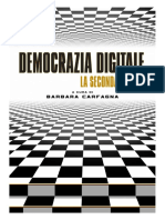 Democrazia Digitale La Seconda Fase